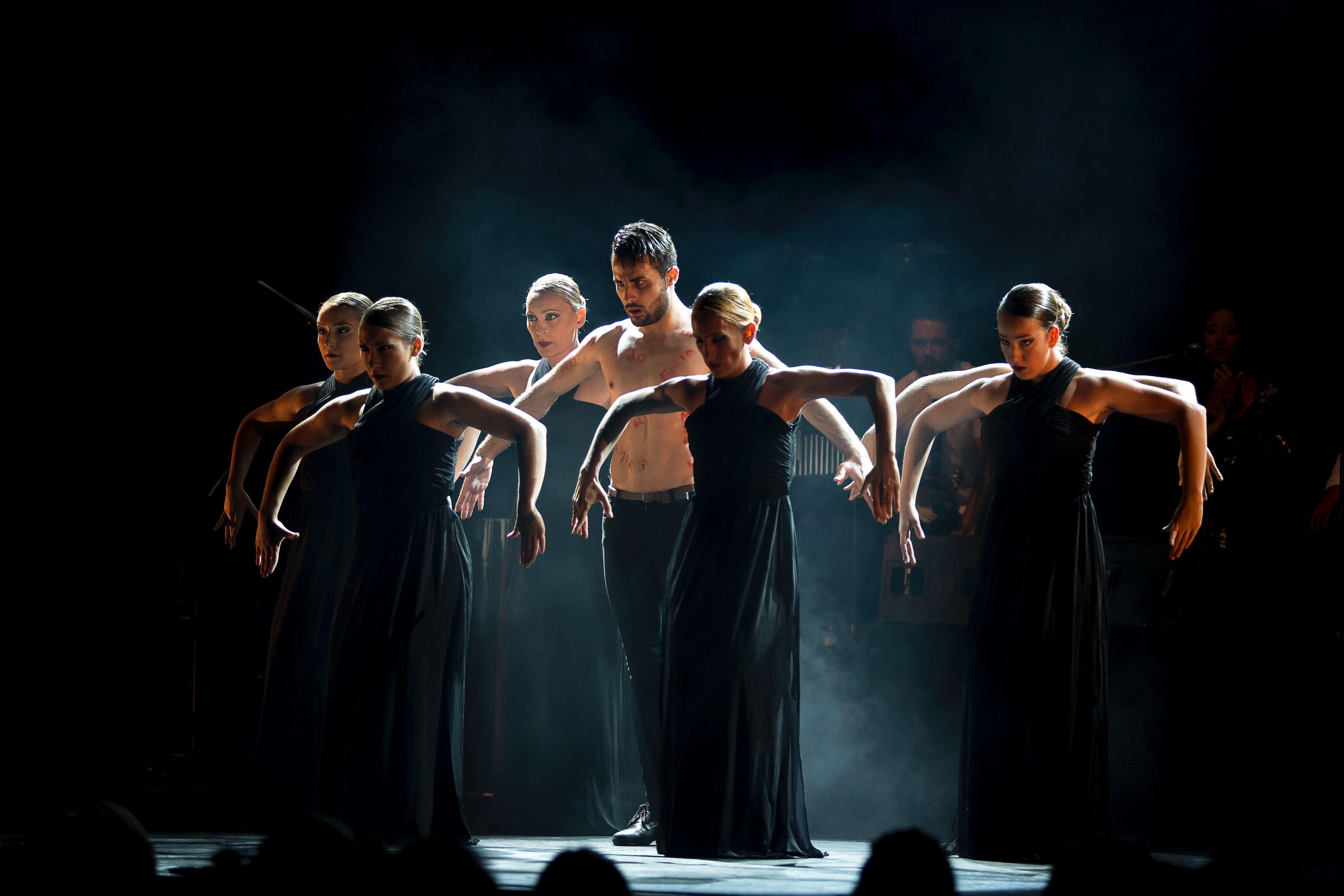 ballet flamenco barcelona