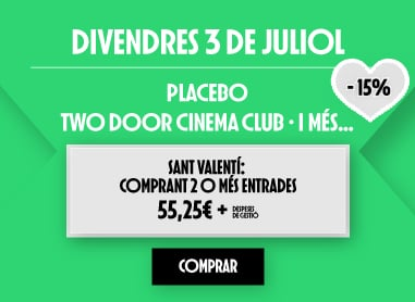 Ticket divendres