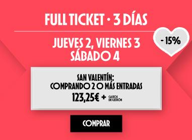 Full Ticket